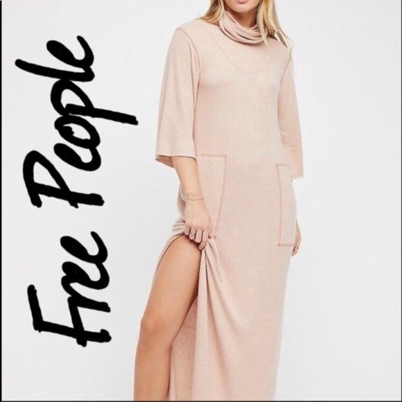 c297740139c Free People Big Star Maxi Dress NWT L Boutique